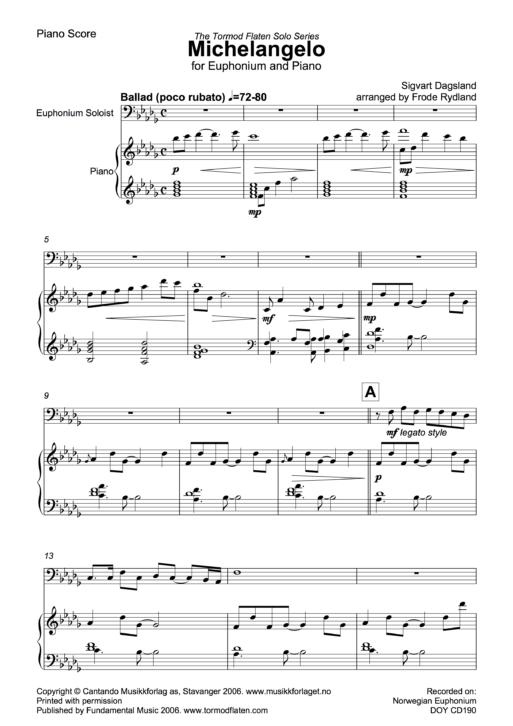 Michelangelo piano sample1