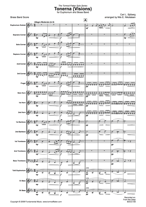 Tonerna BB score sample1