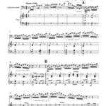 Vallflickans Dans Piano sample